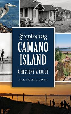 Cover for Exploring Camano Island