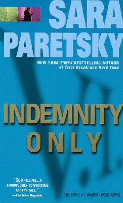 Indemnity Only: A V. I. Warshawski Novel Cover Image