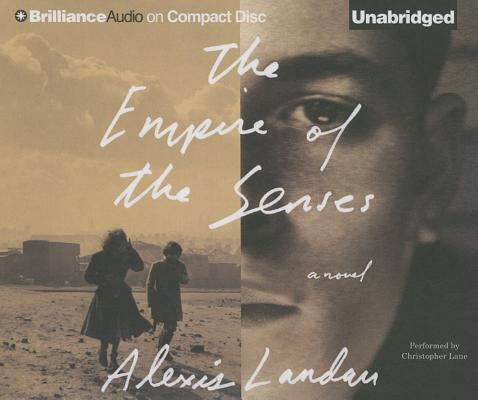 The Empire of the Senses Cover Image