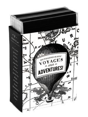 Alice Scott Vintage Prints Extraordinary Voyages Mini Journal Set Cover Image