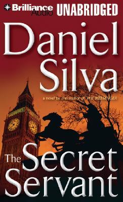 The Secret Servant Cover