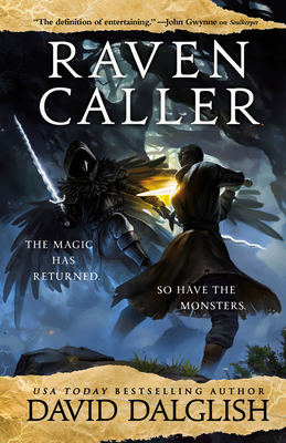 Ravencaller (The Keepers #2) Cover Image