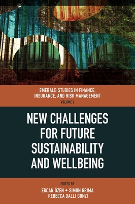 New Challenges for Future Sustainability and Wellbeing Cover Image