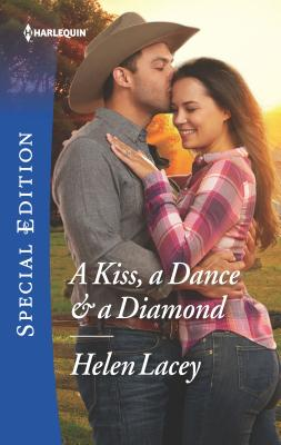 Cover for A Kiss, a Dance & a Diamond (Cedar River Cowboys)