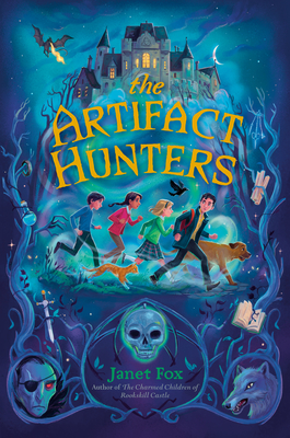 The Artifact Hunters Cover Image