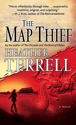 The Map Thief Cover Image