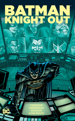 Batman: Knight Out Cover Image