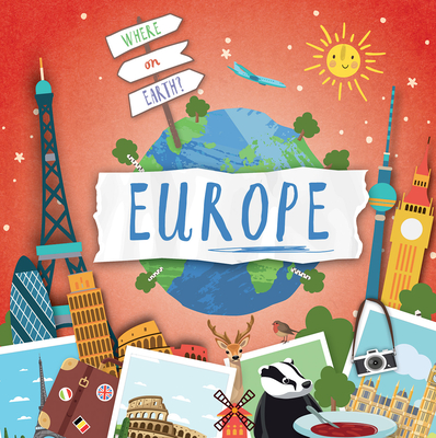Europe (Where on Earth?) Cover Image