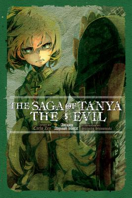 The Saga of Tanya the Evil, Vol. 5 (light novel): Abyssus Abyssum Invocat Cover Image