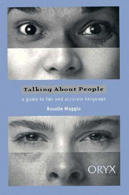 Cover for Talking About People