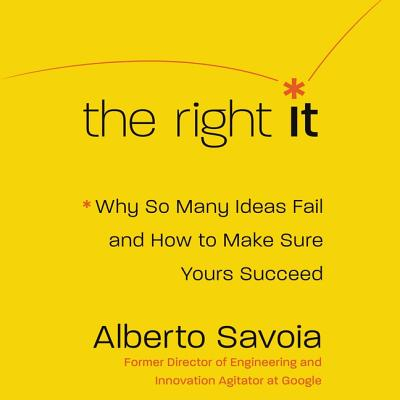 Cover for The Right It Lib/E