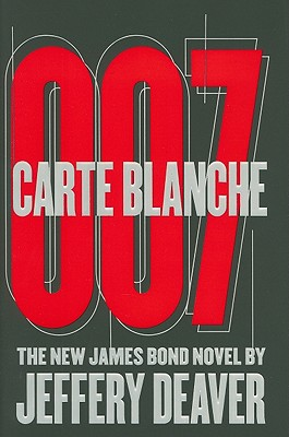 Carte Blanche: The New James Bond Novel Cover Image