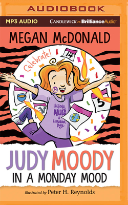 Judy Moody: In a Monday Mood Cover Image