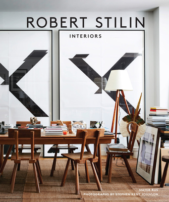 Robert Stilin: Interiors Cover Image