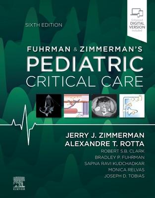 Fuhrman and Zimmerman's Pediatric Critical Care Cover Image