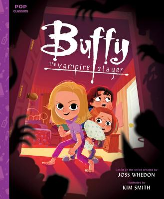 Buffy the Vampire Slayer: A Picture Book (Pop Classics #5) Cover Image