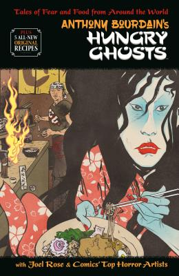 Anthony Bourdain's Hungry Ghosts Cover Image