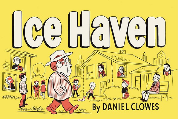 Ice Haven Cover Image