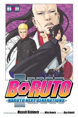 Boruto: Naruto Next Generations, Vol. 10 Cover Image