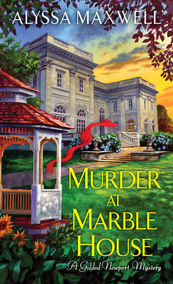 Murder at Marble House (A Gilded Newport Mystery #2) Cover Image