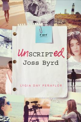 Unscripted Joss Byrd Cover