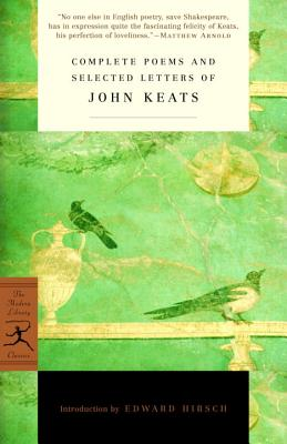 Complete Poems and Selected Letters of John Keats Cover Image