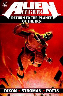 Alien Legion: Vector: Red Cover Image