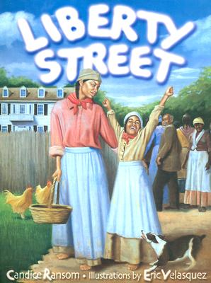 Liberty Street Cover