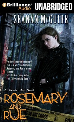 Rosemary and Rue (October Daye Novels) Cover Image