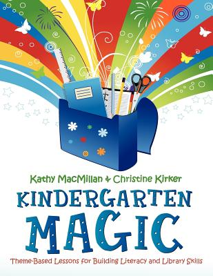 Cover for Kindergarten Magic