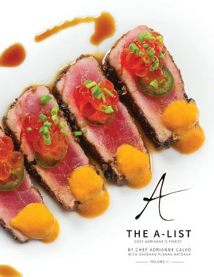 The A-List: Chef Adrianne's Finest, Vol. II (Volume II) Cover Image