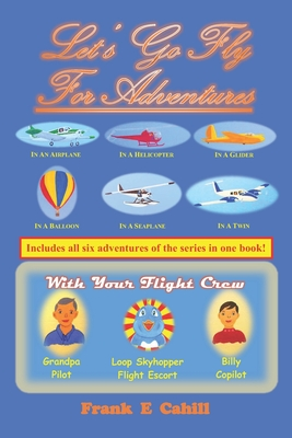 Let's Go Fly For Adventures Cover Image