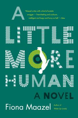 A Little More Human Cover