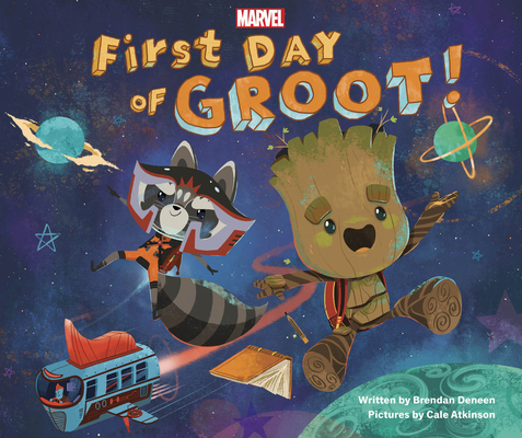 First Day of Groot! Cover Image