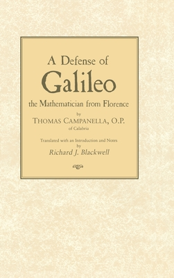 Defense of Galileo: The Mathematician from Florence Cover Image