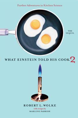 What Einstein Told His Cook 2 Cover