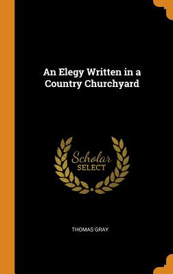 Cover for An Elegy Written in a Country Churchyard