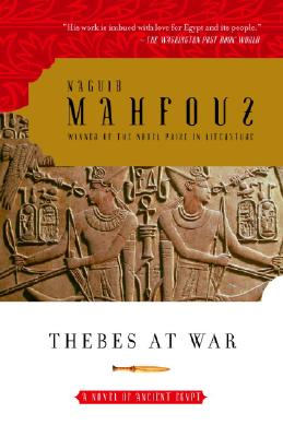 Thebes at War Cover