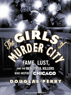 The Girls of Murder City Cover