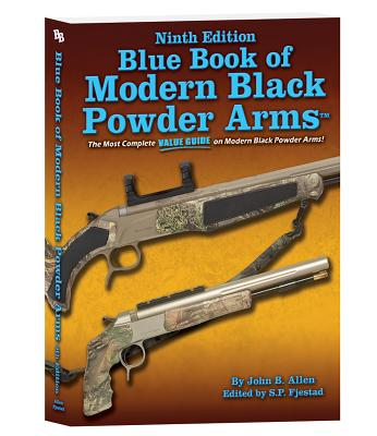 Blue Book of Modern Black Powder Arms Cover Image
