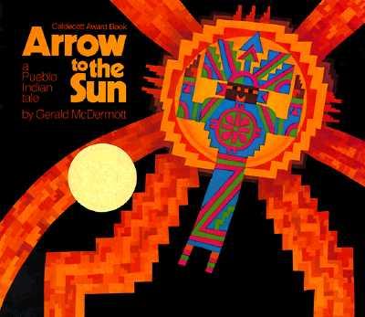 Arrow to the Sun Cover