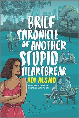 Brief Chronicle of Another Stupid Heartbreak Cover Image