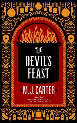 Cover for The Devil's Feast (A Blake and Avery Novel #3)