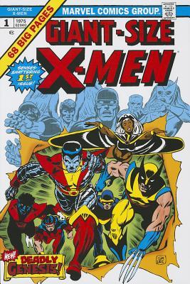 The Uncanny X-Men Omnibus, Volume 1 Cover