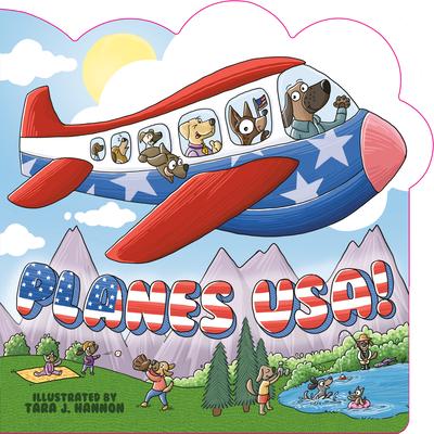 Planes USA! Cover Image
