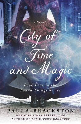 City of Time and Magic (Found Things #4) Cover Image