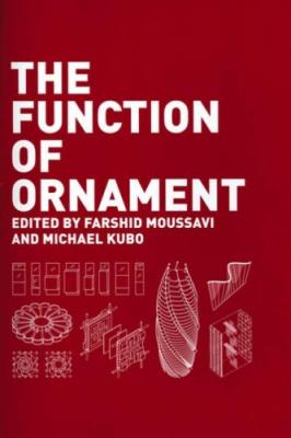 The Function of Ornament: Second Printing Cover Image