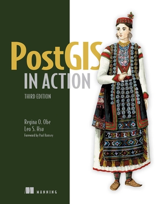 PostGIS in Action, Third Edition Cover Image