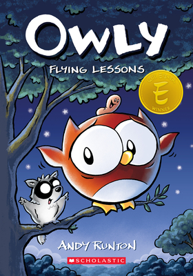 Flying Lessons (Owly #3) Cover Image