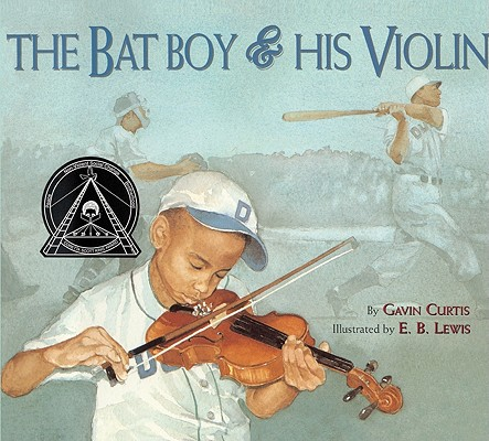 The Bat Boy and His Violin Cover Image